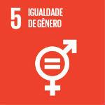 Essa é uma ação da Ufes relacionada ao Objetivo do Desenvolvimento Sustentável 5 da Organização das Nações Unidas. Clique e veja outras ações.