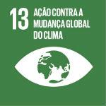 Essa é uma ação da Ufes relacionada ao Objetivo do Desenvolvimento Sustentável 13 da Organização das Nações Unidas. Clique e veja outras ações.
