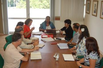 Reunião do Comitê de Formação